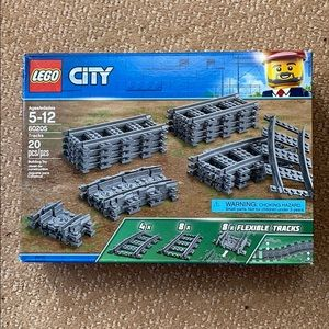 LEGO City Rails 60205